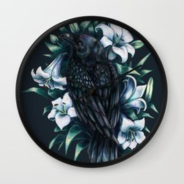 Tranquil Wall Clock