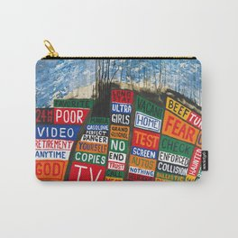 Hail to the thief Carry-All Pouch