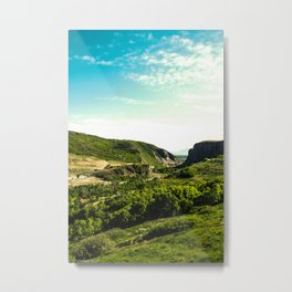 Provo Canyon Metal Print