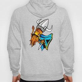 Viking Squid Hoody