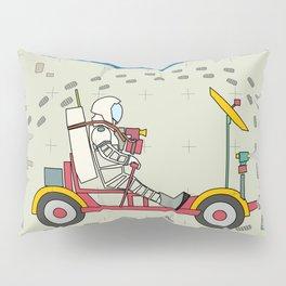 Moon Rover 1971 Pillow Sham