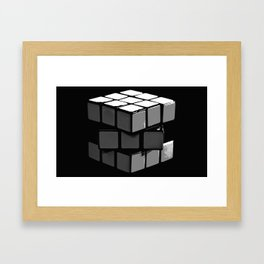 Swivel on it... Framed Art Print
