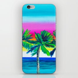 Inspire by trees iPhone Skin