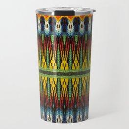 Bolitas de colores Travel Mug