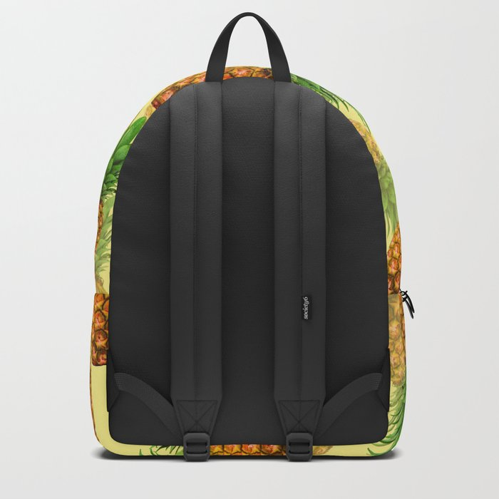Pineapple Party Backpack