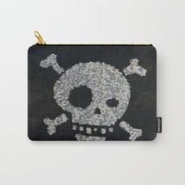 Confetti's skull Carry-All Pouch