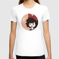 kiki T-shirts featuring Kiki by gaps81
