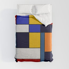 Abstract #351 Duvet Cover