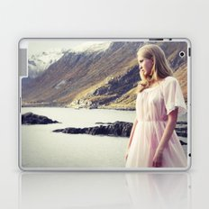 The Young Girl and the Sea Laptop & iPad Skin