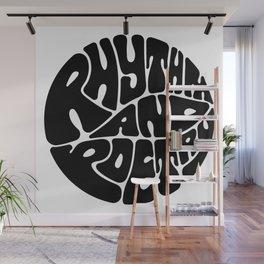 Rap Wall Mural