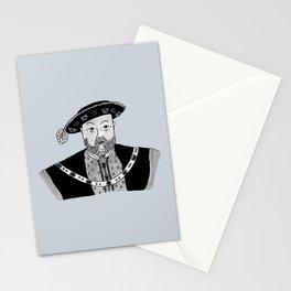 Henry VIII Stationery Cards