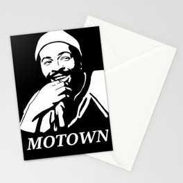 """Marvin Gaye """"Prince of Motown"""" Stationery Cards"""