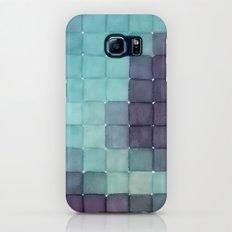 Polaroid Pixels II (Tree) Slim Case Galaxy S7