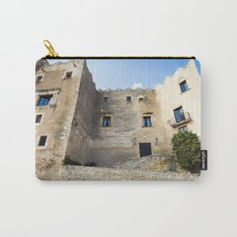 Spanish Building Carry-All Pouch