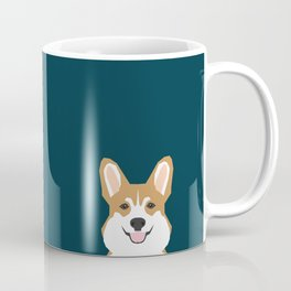 Teagan - Corgi Welsh Corgi gift phone case design for pet lovers and dog people Coffee Mug