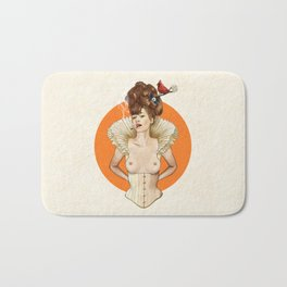 Miss Virginia Bath Mat