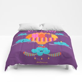 Fly High Comforters