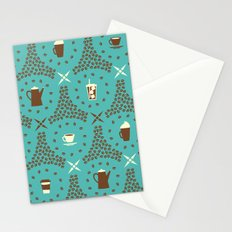 Coffee Hour Stationery Cards