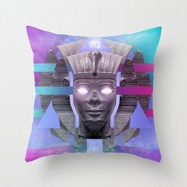 Amenophis II Throw Pillow