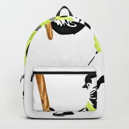 À l'attaque! Backpack