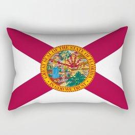 Florida State Flag Rectangular Pillow