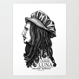 Jamie Luna Art Print