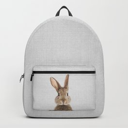 Rabbit - Colorful Backpack