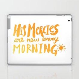 Mercy Morning Sunrise Laptop & iPad Skin
