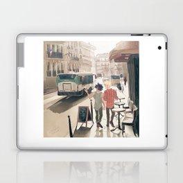 Barricade Day Laptop & iPad Skin