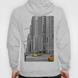 NYC - Yellow Cabs - Music Hoody