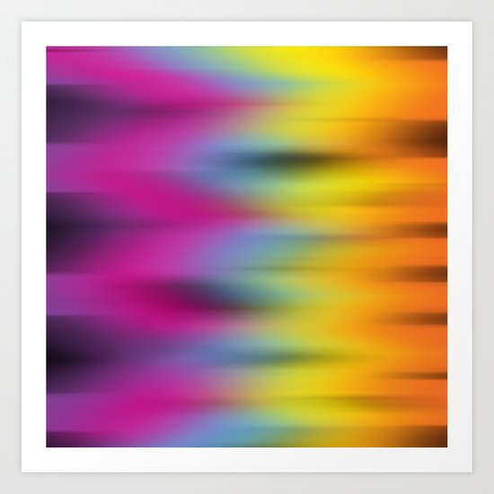 Now That's Abstract! Art Print