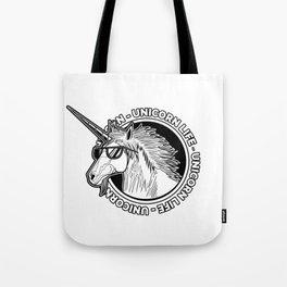 Unicorn Life Tote Bag