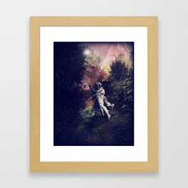 The Farewell Framed Art Print