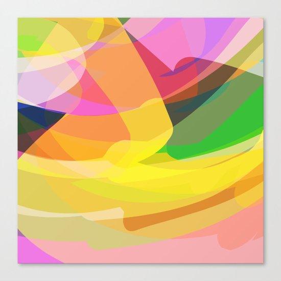 abstract print Canvas Print