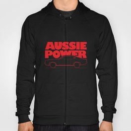 Aussie Power - Valiant Charger Hoody