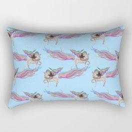 Warrior Sloth Rectangular Pillow