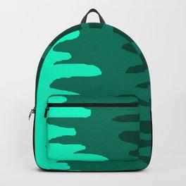 Splash of colour (green) Backpack