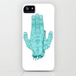 Hamza iPhone Case