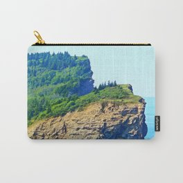 Cliffs of Perce Carry-All Pouch
