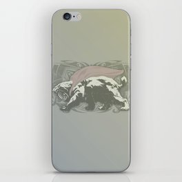 Fearless Creature: Saba iPhone Skin