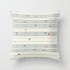Minimal Scandi #society6 #decor #buyart Throw Pillow