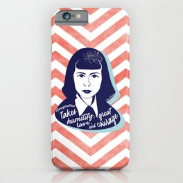 Imagination - Carson McCullers iPhone Case