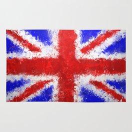 Union Jack Graffiti Rug