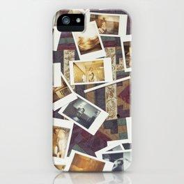Regne du sommeil mia iPhone Case