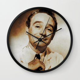 Kenneth Connor, Carry On Legend Wall Clock
