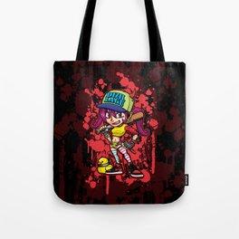 DIZILLAGU(Gangster girl) Tote Bag