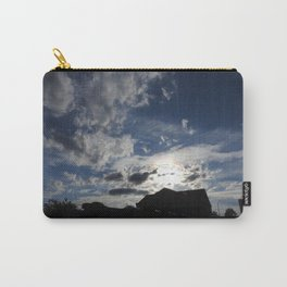Sky in Downtown Maryville Carry-All Pouch