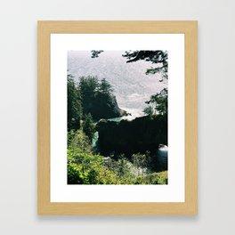 Samuel H Boardman Framed Art Print