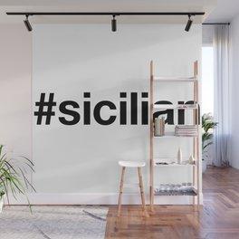 SICILIAN Wall Mural