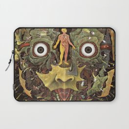 Journey of The Wounded Healer  Laptop Sleeve